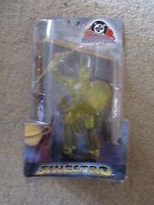 Marvel Hero Clix Hyper Time Sinestro Unbroken RARE Figure Wizkids 2002 MOC