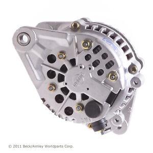 Beck Arnley Premium Remanufactured Alternator Fits Nissan Stanza & Axxess