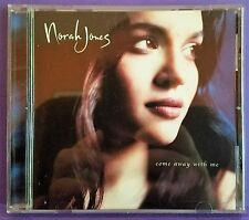 Norah Jones: Come Away with Me (CD, 2002, Blue Note, 7243 5 32088 2 0) Club Edit