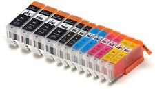 12 ink cartridges for Canon  PGI550 CLI551 IP7250 MG5450 MG6350 MG6450 MX925