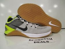 best website 0dde0 3cfc6 Nike Metcon DSX Flyknit 2 Training Shoes White BLK Volt Men 11 924423-107