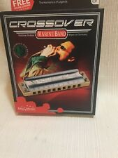 NEW In The Box Hohner Crossover Marine Band Harmonica key of  C