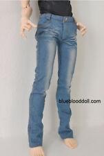 1/3 BJD 70cm male doll clothes outfit light blue wash jeans SSDF Motif Veni