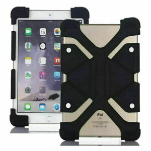 """Universal Silicone Case Extensible Back Cover for Onn 7.0"""" 8.0"""" Pro 10.1"""" Tablet"""