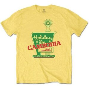 Dead Kennedys - Holiday in Cambodia, T-Shirt