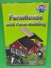 Kids Globe 610111 Bauernhof mit Stall für Siku Farmer 1:32 Blitzversand per DHL