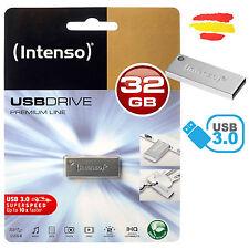 PENDRIVE 32GB INTENSO USB 3.0 MEMORIA 2.0 32 GB ORIGINAL PEN DRIVE P3227
