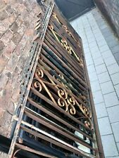 More details for wrought iron railings