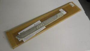 NOS 05-09 Pontiac G6 Sedan Door Sill Plate Trim Decal Black Molding 12499448 E18