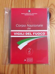 2 euro Vigili del Fuoco - coincard 2€ 2020 Italie / Italia