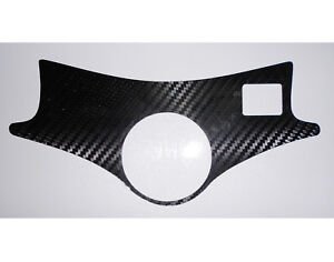 HONDA VFR800 1998-2001 Carbon Fibre Look Top Yoke Protector Cover Decal