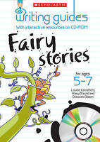 New, Fairy Stories for Ages 5-7 (Writing Guides), Hilary Braund, Deborah Gibbon,