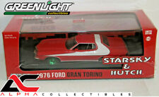 "CHASE GREENLIGHT 86442 1:43 1976 FORD GRAN TORINO ""STARSKY AND HUTCH"" TV SERIES"