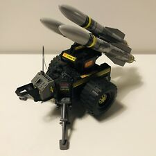 ACTION FORCE / GI JOE SAS MMS MOBILE MISSILE SYSTEM 99% COMPLETE PALITOY