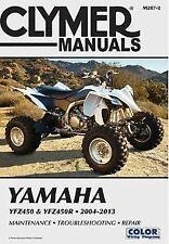 Yamaha YFZ450 & YFZ450R 2004-2013 Workshop Manual