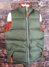 GAP Ski Snow Camping Reversible Vest Jacket Puffer Green Youth Size XS