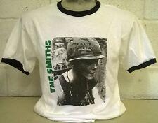 Los Smiths carne es asesinato ringer t-shirt