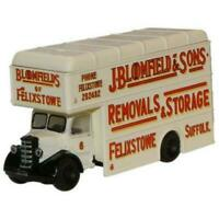 Oxford Bedford Pantechnicon - Bloomfields Felixst - 1:148