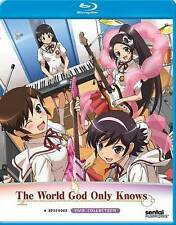 The World God Only Knows (OVA Collection) [Blu-ray], New DVDs