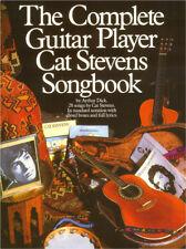 Cat Stevens Songbook Gitarre Noten