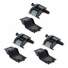 3 Pk ADF Roller Kit HP ScanJet Enterprise 8500 fn1 7500 L2725-60002 L2718A #101