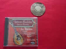 SEALED CD Opera on Mandolins Christian Parmentier Demessant Wagner 1995