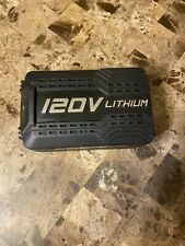 Redback 120 Volt Lithium-Ion Battery Pack