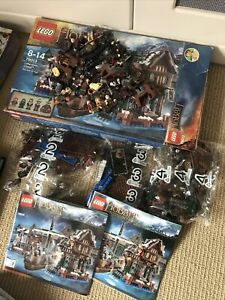 LEGO 79013 Lord of the Rings Hobbit LAKE TOWN CHASE Sealed NEW, Only Pack 1 Open
