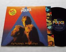 POLICE Zenyatta mondatta HOLLAND LP+Inner A & M Rds AMLH 64831(1980) EX