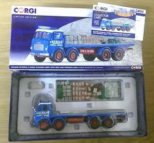 Corgi CC10605 Leyland Octopus 8 Wheel Truck & Load Ltd Edition 001/750