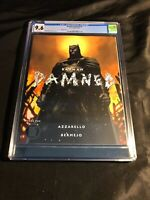 BATMAN DAMNED #2  JIM LEE VARIANT CGC 9.6 NM+