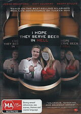 I Hope They Serve Beer In Hell - Comedy / Adventure - Matt Czuchry - NEW DVD