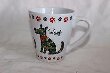 Mug Cup Tasse à café Dog Woof