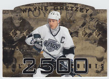 1994-95 SP - Wayne Grezky 2500 Goal Insert Card - Los Angeles Kings - NrMt-Mt