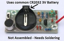 Hobby Diy Science Kit Project Simple Fm Transmitter Radio Rf Voice 3V