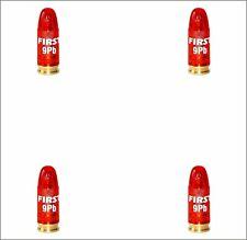 Pufferpatronen: 9 Para, 9 Luger, 9x19mm - Metallboden, Messing Schlagfläche TOP!