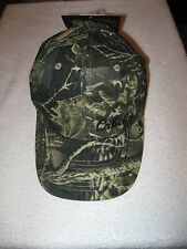 Cabelas Field Solid Cap Hat Adjustable Seclusion NWT