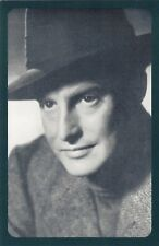 Nostalgia Postcard Actor Robert Donat 1939 Reproduction Card NS49