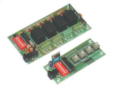 RF Wireless Relay Board 4 Channel