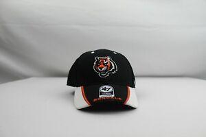 NFL Cincinnati Bengals '47 Brand Franchise hat, Black, one size fits most cap