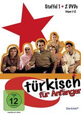 2 DVDs * TÜRKISCH FÜR ANFÄNGER - STAFFEL 1 - FOLGEN 1-12 Elyas M'Barek # NEU §