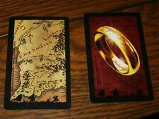 1 Replacement Card ~ U-PICK for Risk Lord Of The Rings Game Trilogy Edition 2003