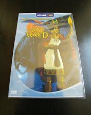 Sir Arthur Conan Doyle - The Lost World Volume 2 - Episodes 6 to 10 (New DVD)