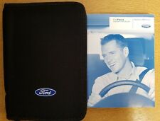 FORD FOCUS Mk2 HANDBOOK OWNERS MANUAL WALLET 2004 - 2008 PACK B-418