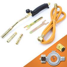 Gasbrenner Handlötset Lötbrenner Handlötgerät Lötkolben Gasdruckregler SN0015R
