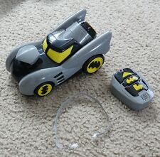 Nikko toy state DC Superfriends - RC DC Batmobile Voice Changer remote car