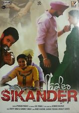 SIKANDER - ORIGINAL BOLLYWOOD PUNJABI DVD - FREE POST