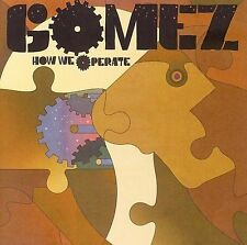 Gomez - How We Operate [CD] Very Good Condition.