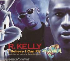 R. KELLY - I Believe I Can Fly (UK 4 Track CD Single)