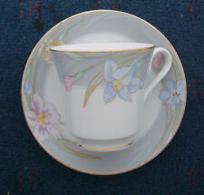 Mikasa Charisma GRAY dinnerware cup and saucer teacup